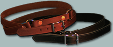 All Leather Belt